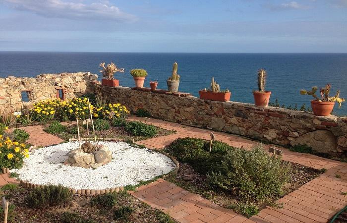 giardino al mare