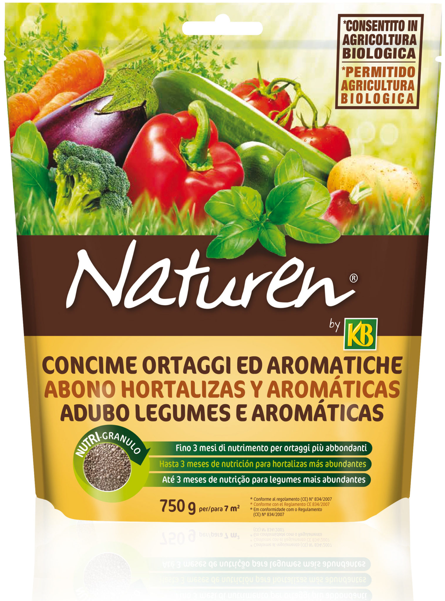 Immagine 6864-Naturen concime ortaggi e aromatiche