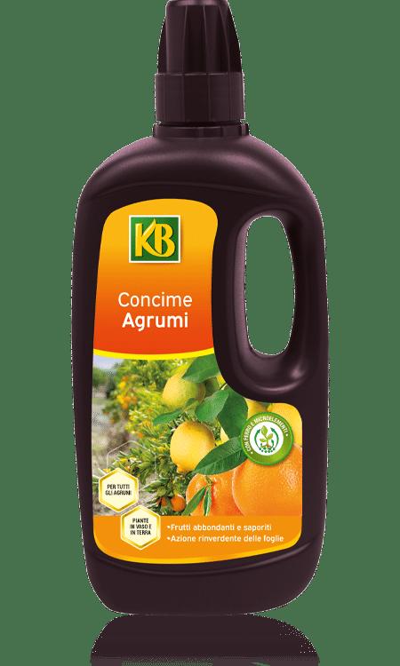 Calendario Concimazione Agrumi.Kb Concime Liquido Agrumi Fuori Di Verde