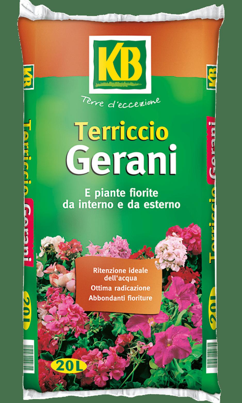IT6630 Terriccio Gerani