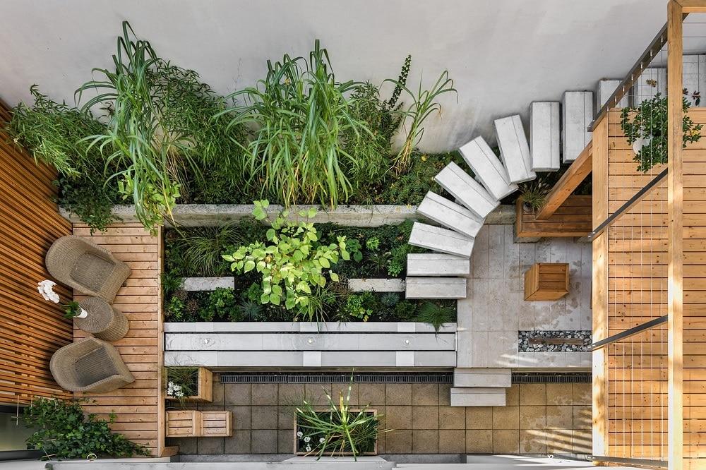 piante per un balcone ombreggiato